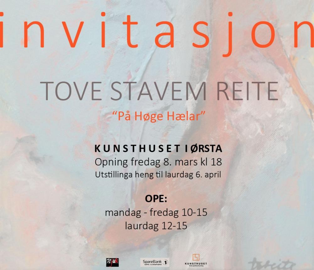 invitasjon Tove